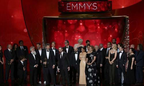 第68届艾美奖权力的游戏成大赢家 美国犯罪故事人气高