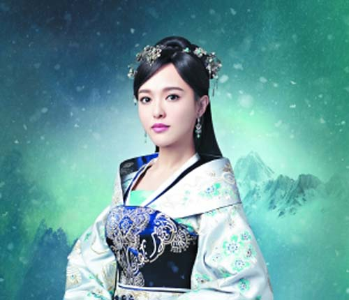 唐嫣2017年新剧有哪些 锦绣未央什么时候上映