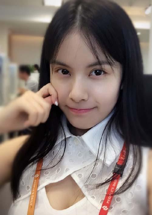 白客女朋友肖菁菁照片资料微博 肖菁菁和白客真的吗