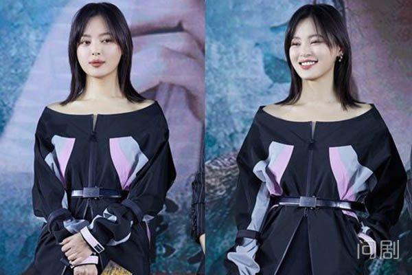 庆余年辛芷蕾饰演海棠朵朵 她是头顶光环的北齐圣女