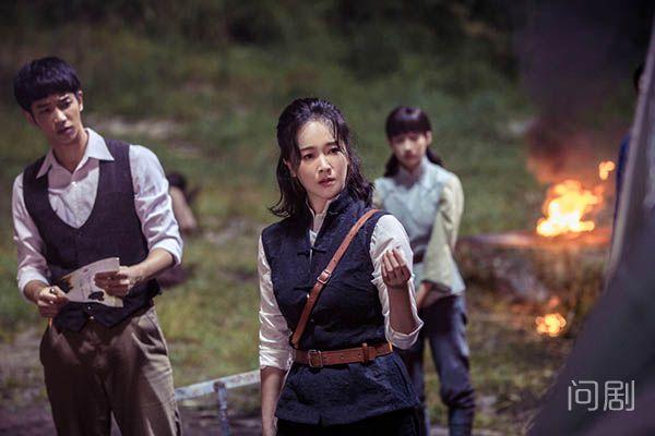 台湾往事左小青一人分饰两角 跨界首次担任制片人