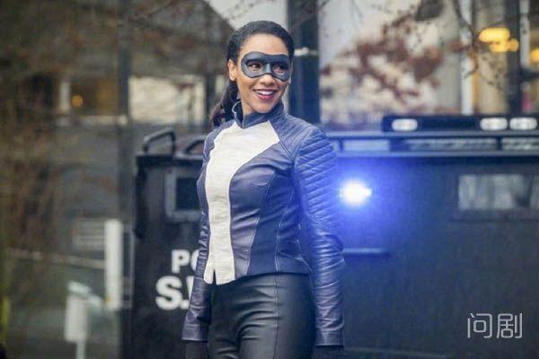 闪电侠第四季巴里艾伦最终女友是谁 Iris West新造型曝光