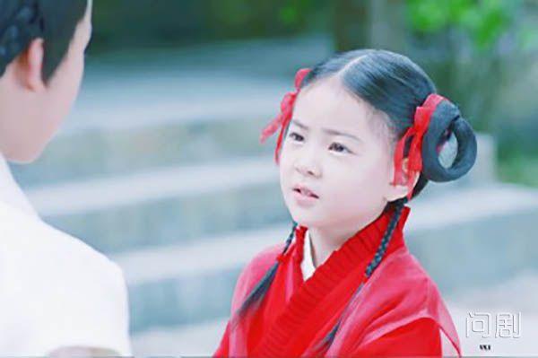 烈火如歌烈如歌小时候扮演者是谁 小演员张茗灿个人资料介绍