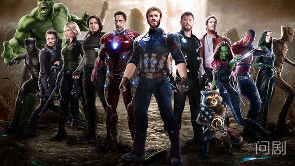 复仇者联盟3全球票房破20亿美元 成为第四部突破该票房的影片