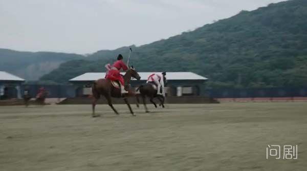 知否里面的马球戏是怎么拍的 骑马打球的是替身演员