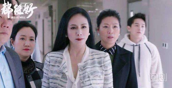 都挺好蒙太的扮演者是谁 她曾是荧幕性感女郎跟马景涛交往四年