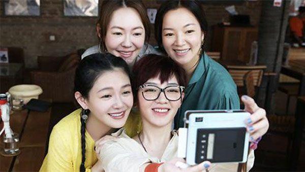 台湾七仙女只剩四个一起录姐妹综艺 吴佩慈范玮琪早已渐行渐远