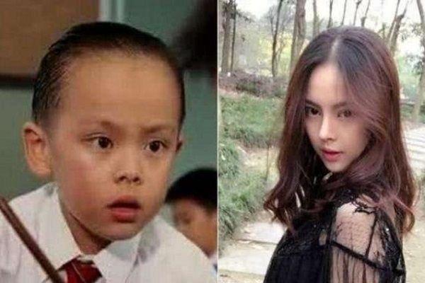 周星驰电影里的那些童星们,还有杨幂?