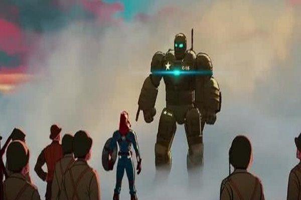 漫威《假如》:钢铁侠是美队, 灭霸与奥创合为一体!