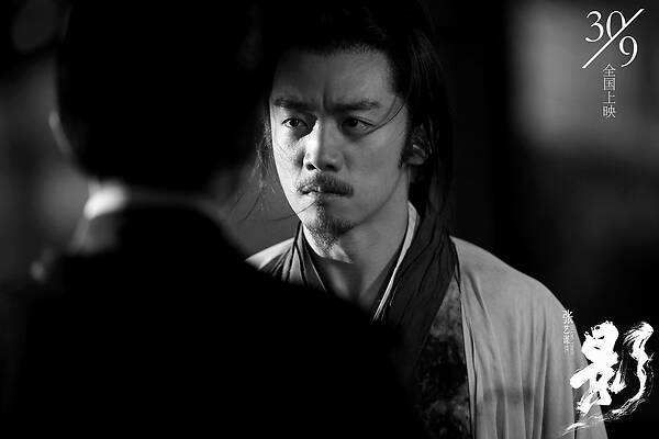 《影》:黑白之间尽显东方美学