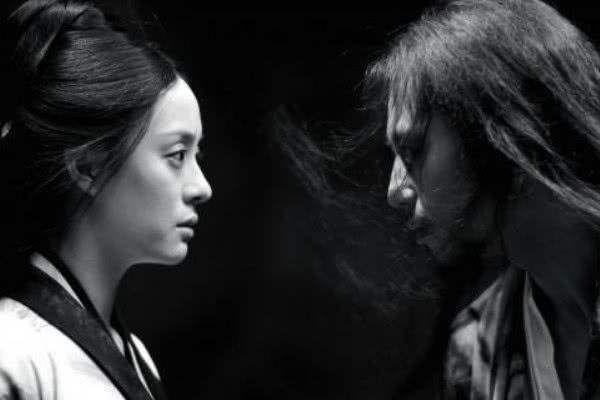 电影《影》:水墨画色彩表达中国元素