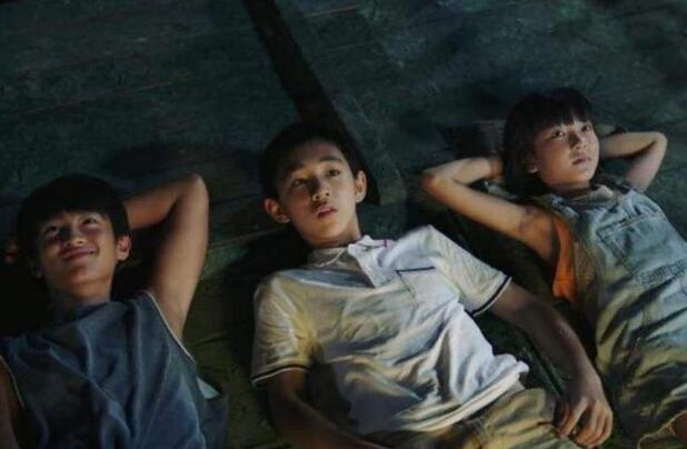 隐秘的角落三个孩子的结局是什么 三个孩子都死了么