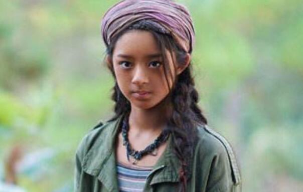 重启之极海听雷中饰演哑巴的小女孩是谁 哑巴小女孩的个人资料